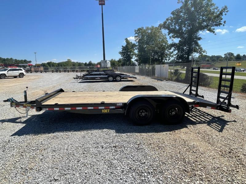 2022 Big Tex 10ET-18KR Pro Series Tandem Axle Equipment Trailer