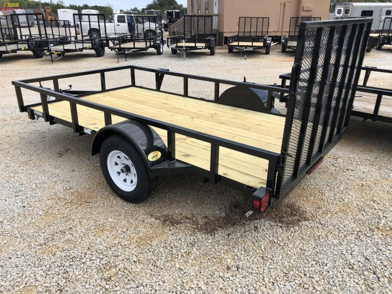 2020 Superior 6 x 12 Elite Utility Trailer