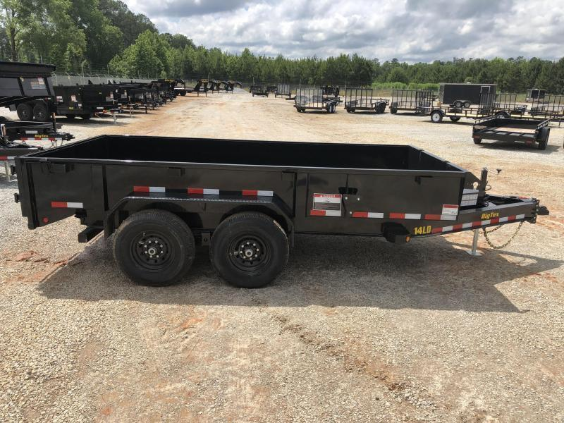 "2021 Big Tex 14LD-14 HD Dump Trailer (83"" x 14')"