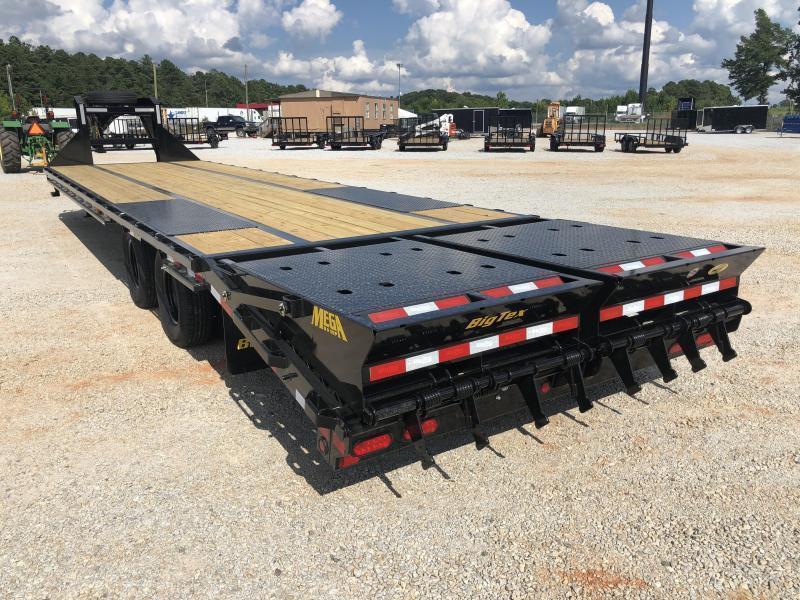 2021 Big Tex 22GN-28+5MR - 23.9K Goosneck Trailer w/ Mega Ramps