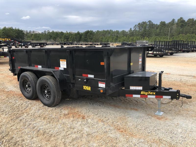 2022 Big Tex 10SR-12 Tandem Axle Single Ram 7x12 Dump Trailer