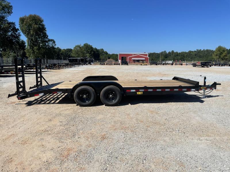 2022 Big Tex 10ET-20KR Pro Series Tandem Axle Equipment Trailer