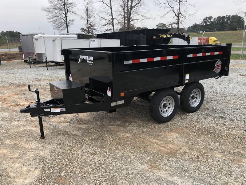 2021 Homesteader 6 x 10 Tandem Axle Deckover Dump Trailer