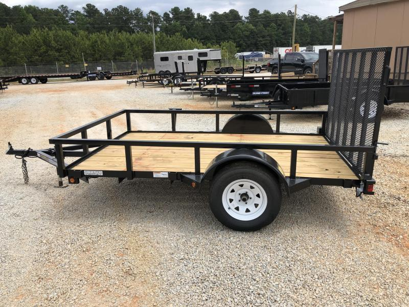 2021 Superior 6 x 10 Elite Utility Trailer