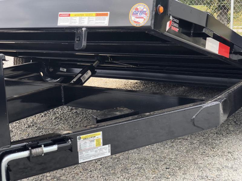 2021 Sure-Trac 78 IN x 12 Tilt Bed Equipment 7.8K