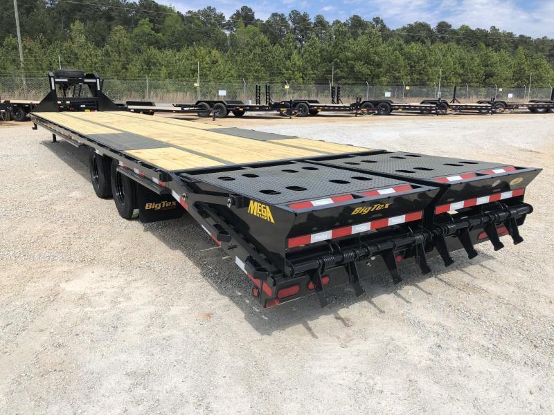 2021 Big Tex 22GN-35+5MR - 23.9K  Gooseneck Trailer w/ Mega Ramps and HD Tires
