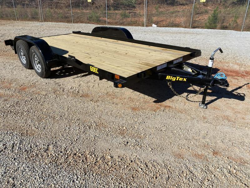 2021 Big Tex 83 X 16 Economy Tandem Axle Car Hauler