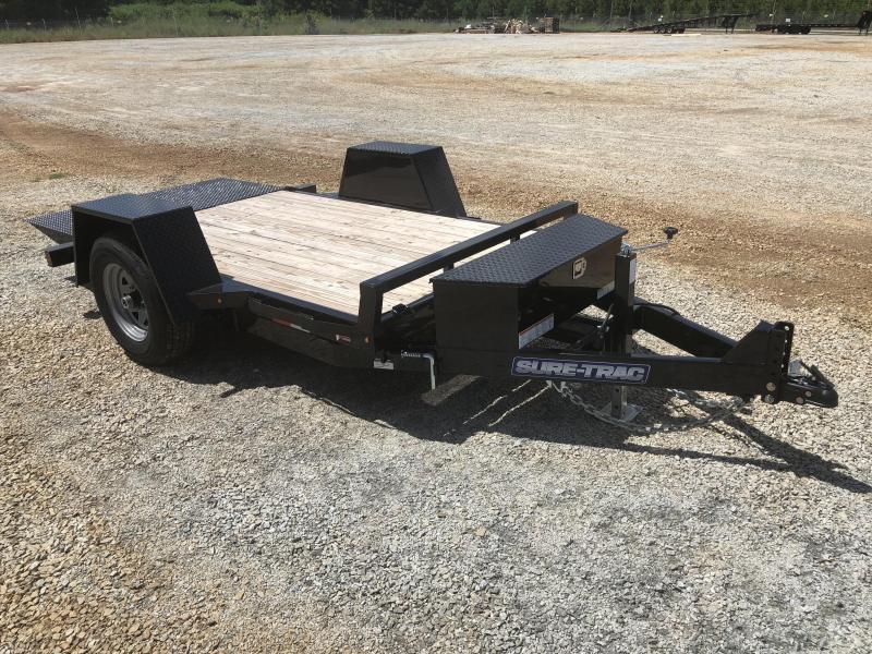 2022 Sure-Trac 62 IN x 10 Tilt Bed Equipment 6K