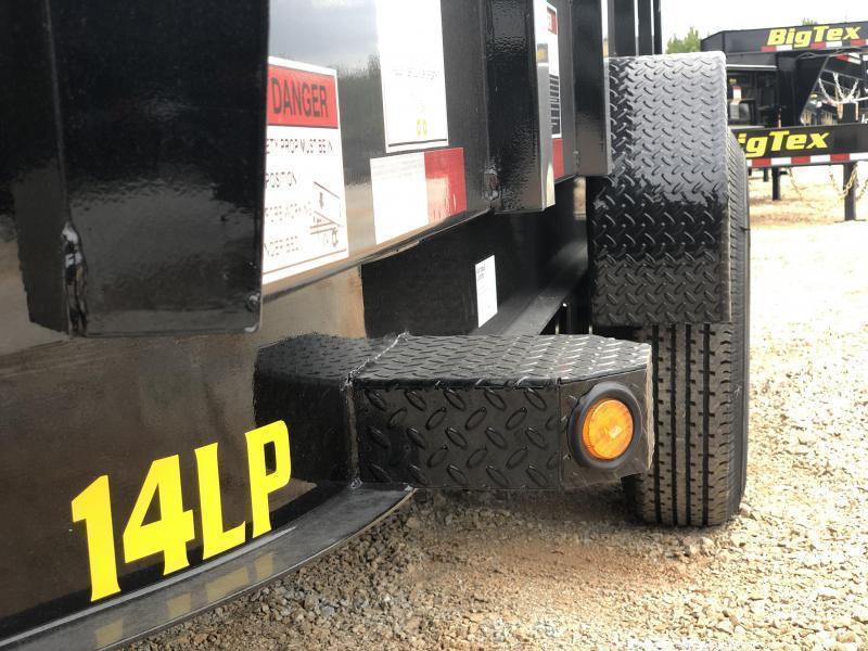 "2021 Big Tex 14LP-14 HD Super Low Profile Dump Trailer (83"" x 14')"