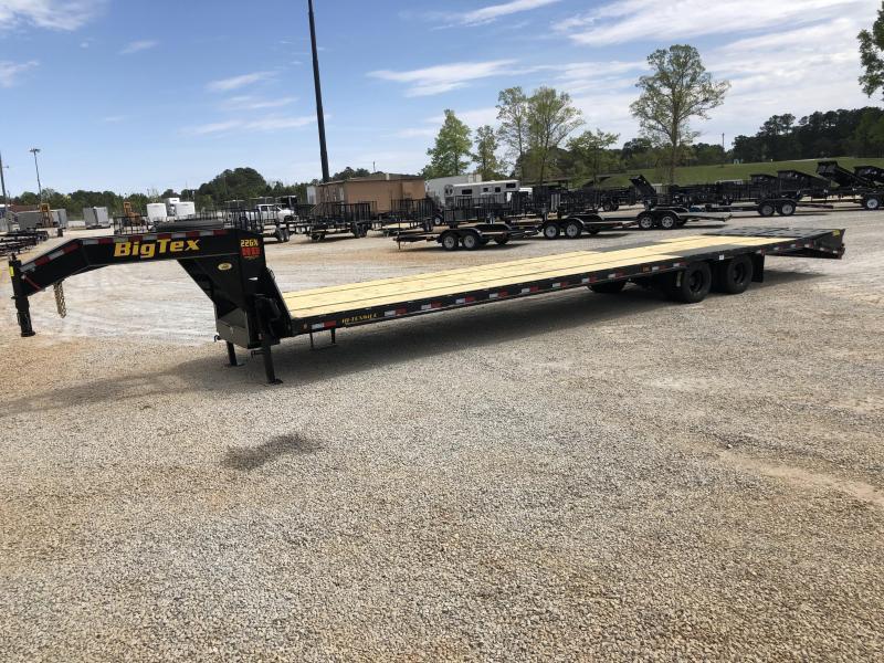 2021 Big Tex 22GN-35+5MR - 23.9K  Gooseneck Trailer w/ Mega Ramps