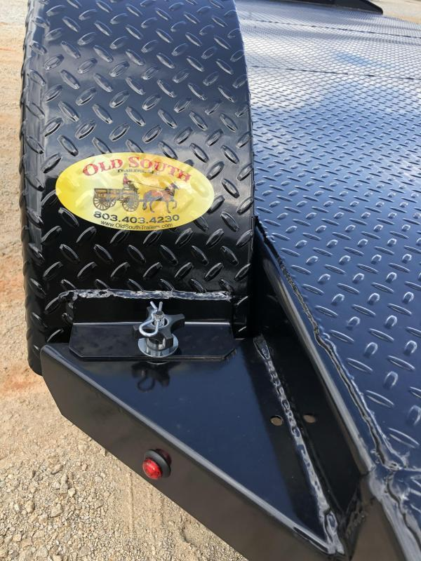 2021 Sure-Trac 7 x 18 Steel Deck Car Hauler  7k
