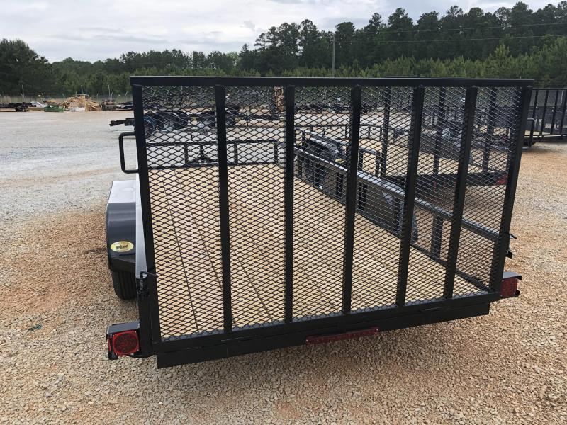 2020 Superior 6 x 16 Elite Tandem Axle Utility Trailer with Spring Assist Gate