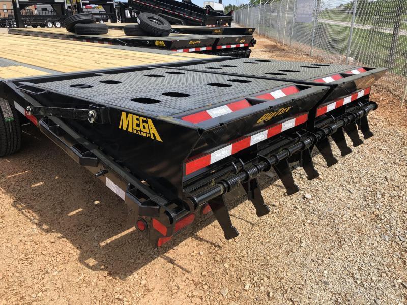 2021 Big Tex 22GN-25+5MR - 23.9K Gooseneck Trailer w/ Mega Ramps