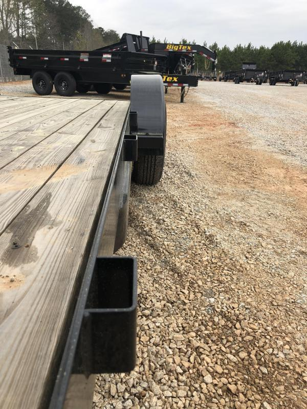 2022 Big Tex 83 X 20 Car Hauler 10k Wood Deck