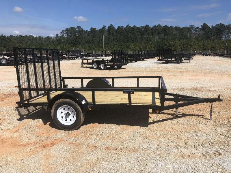 2020 Superior 6 x 10 Elite Utility Trailer With Spring Assist Gate
