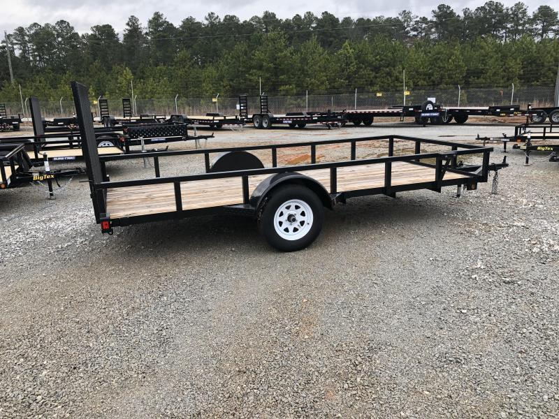 2021 Superior 6 x 14 Elite Utility Trailer