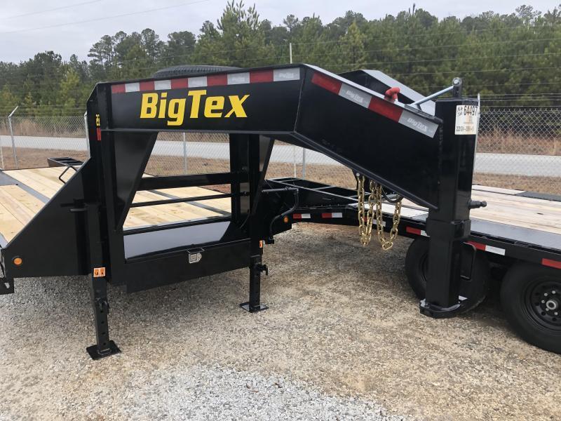 2021 Big Tex 22GN-20+5  Goosneck Trailer