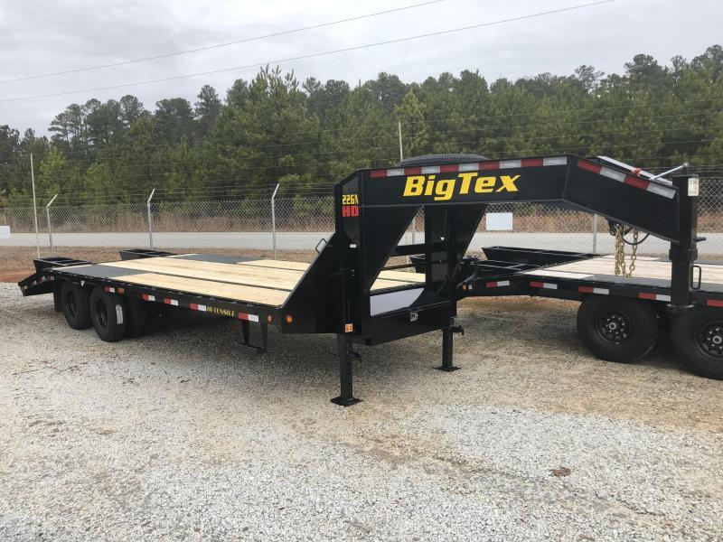 2021 Big Tex 22GN-20+5  Goosneck Trailer