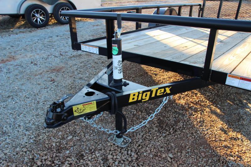 2022 Big Tex 35SA 6 X 10 Single Axle Utility Trailer