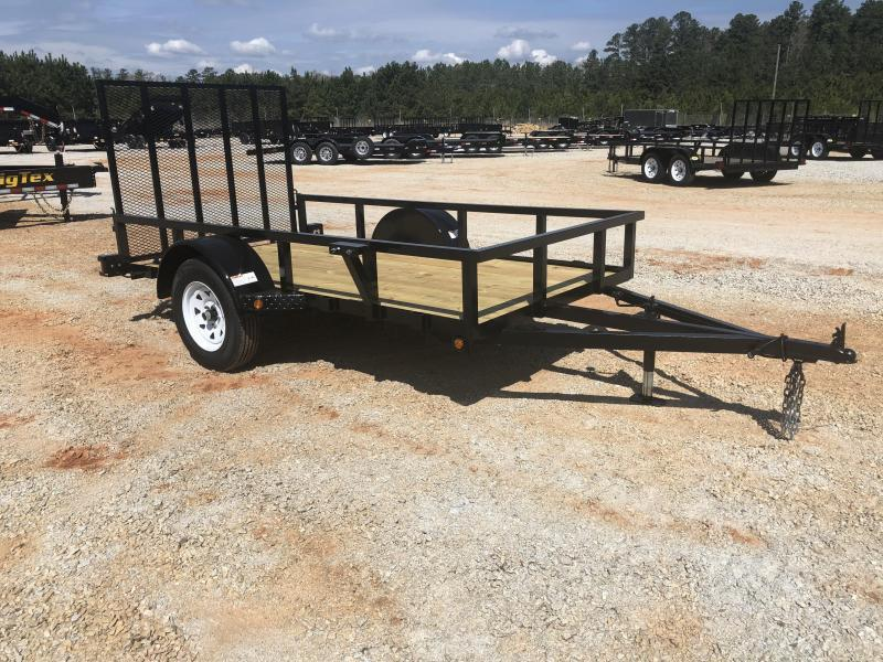 2020 Superior 5 x 10 Elite Utility Trailer with Spring Assisted Gate