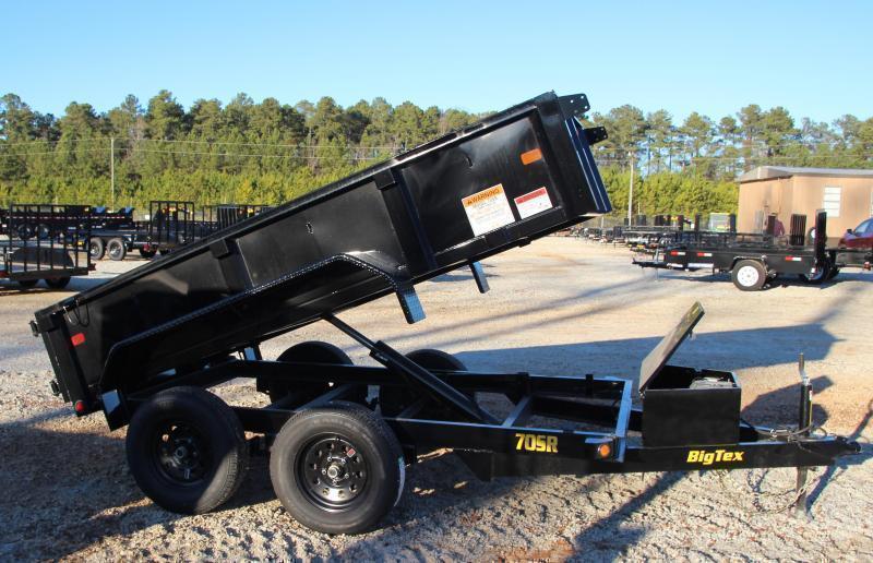 2022 Big Tex 70SR - 5 x 10 Dump Trailer 7k