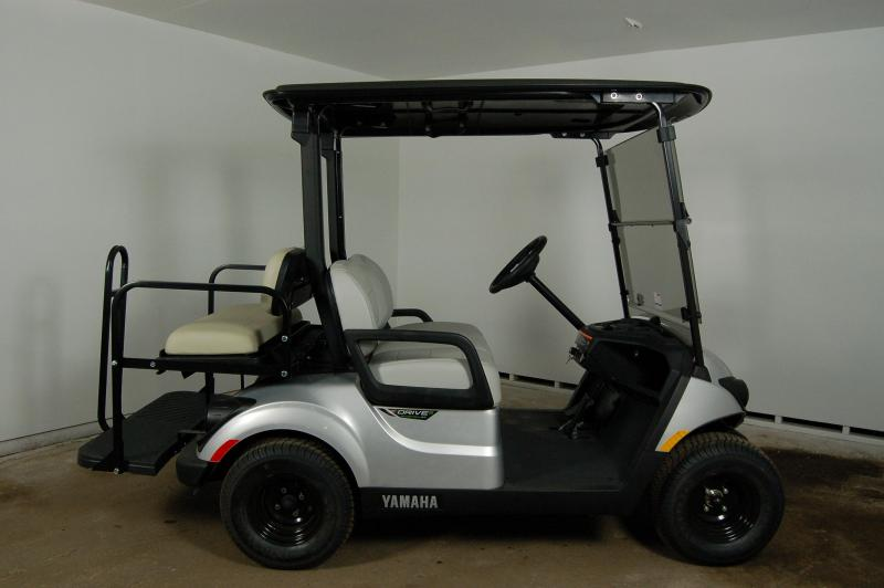 2020 Yamaha Drive 2 PTV Powertech AC Golf Car