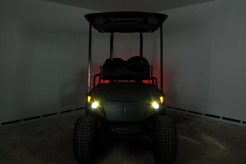 2018 Yamaha Drive2 EFI Quietech Golf Car