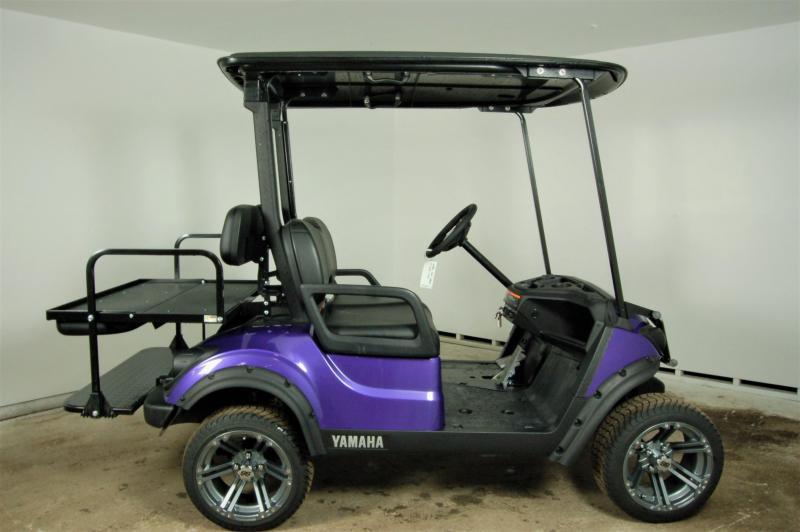 2018 Yamaha Drive2 AC Golf Car