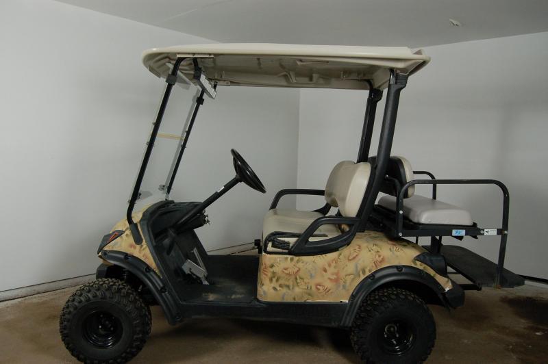 2009 Yamaha Drive Golf Car