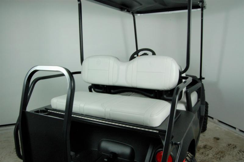2021 Yamaha Drive2 Adventurer Sport 2+2 Golf Cart