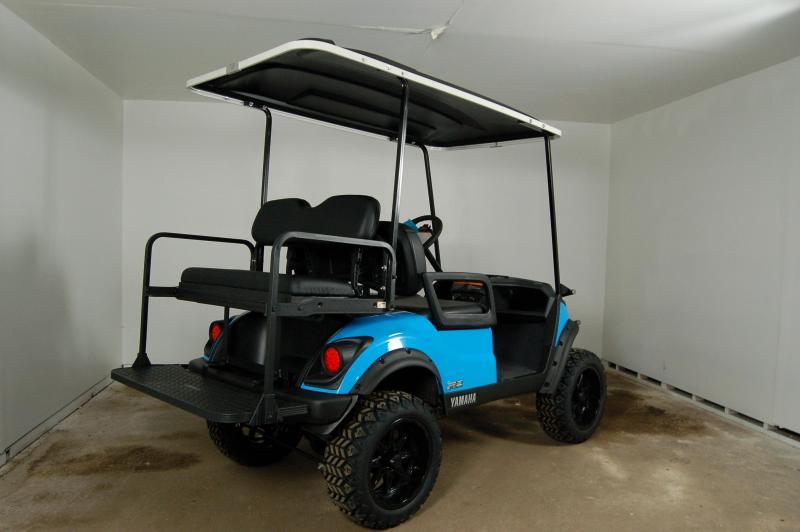 2022 Yamaha Drive2 AFI Golf Car