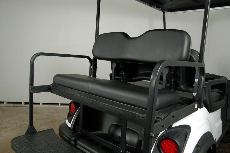 2021 Yamaha Drive2 AFI Golf Car