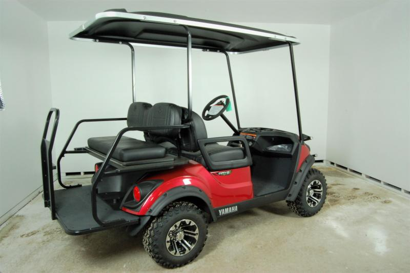 2021 Yamaha Drive2 Adventurer Sport 2+2 Golf Cart