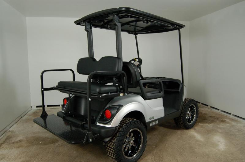 2021 Yamaha Drive 2 Quietech EFI Golf Car