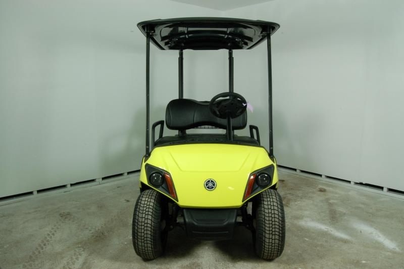 2021 YamahaDrive2 PTV Quietech EFI Golf Cart