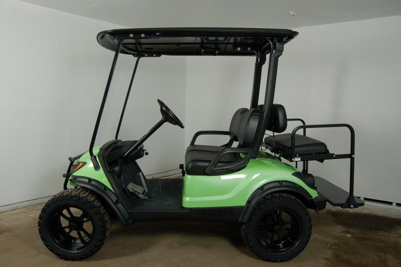 2015 Yamaha Drive EFI Golf Car
