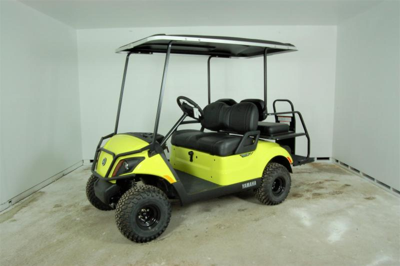 2021 YamahaDrive2 Adventurer Sport 2+2 Golf Cart