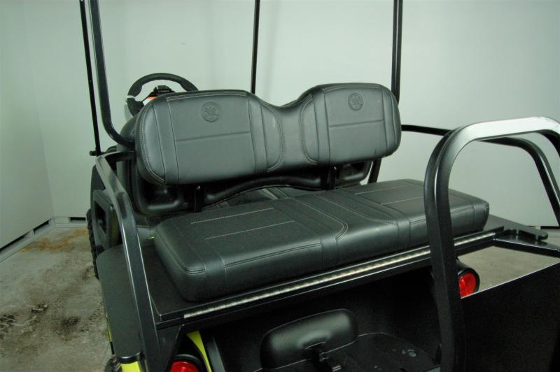 2021 YamahaDrive2 Adventurer Sport 2+2 Golf Car