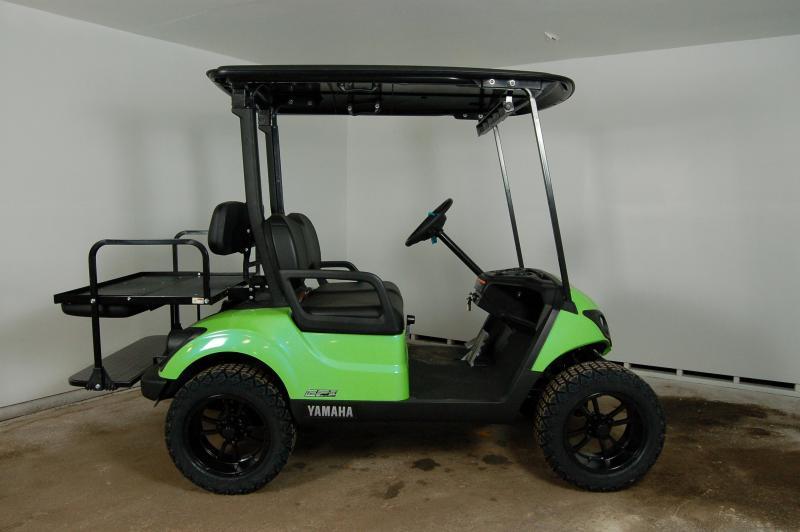 2018 Yamaha Drive2 Quietech EFI Golf Car