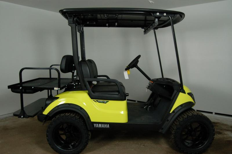 2021 Yamaha Drive2 Quietech EFI Golf Car