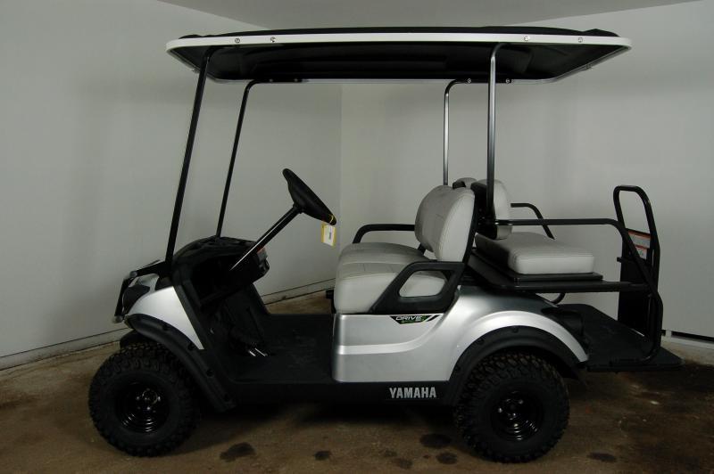 2021 Yamaha Drive2 Adventurer Sport 2+2 Golf Car