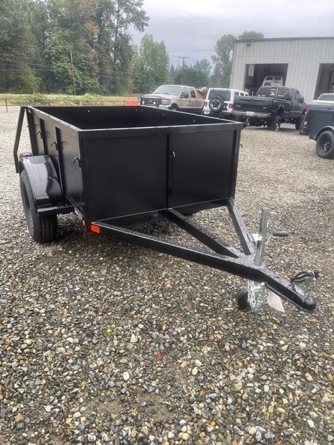 2021 Iron Eagle 4 x 6 Utility Trailer