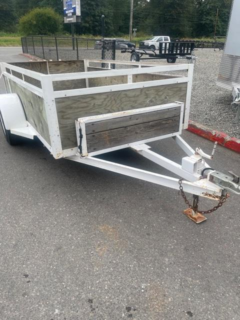 1990 Other 5.5 X 10 Utility Trailer