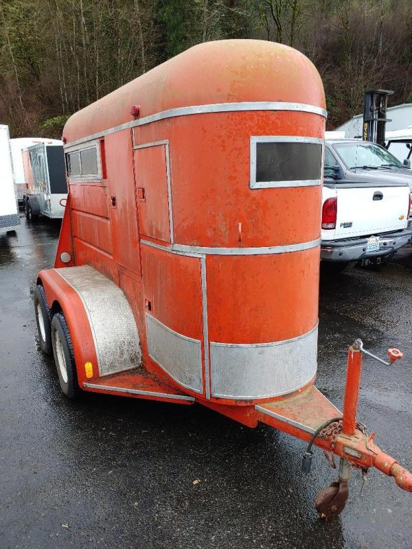 1981 Homemade 1 Horse Other Trailer