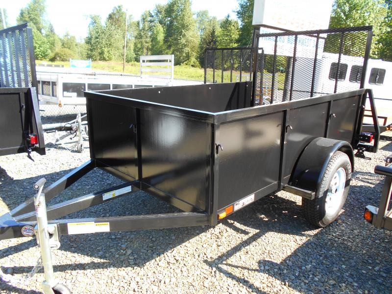 Iron Eagle 5x8 Voyager Utility Trailer