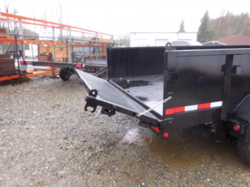 2021 Big Tex 14LX 7 x 14 14k Dump Trailer