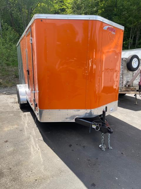 2021 Mirage Trailers Xpres Contractor Series Enclosed Cargo Trailer
