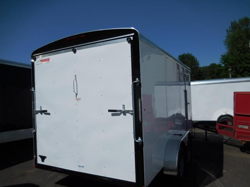 Mirage 7x14 Xcel Enclosed Cargo Trailer
