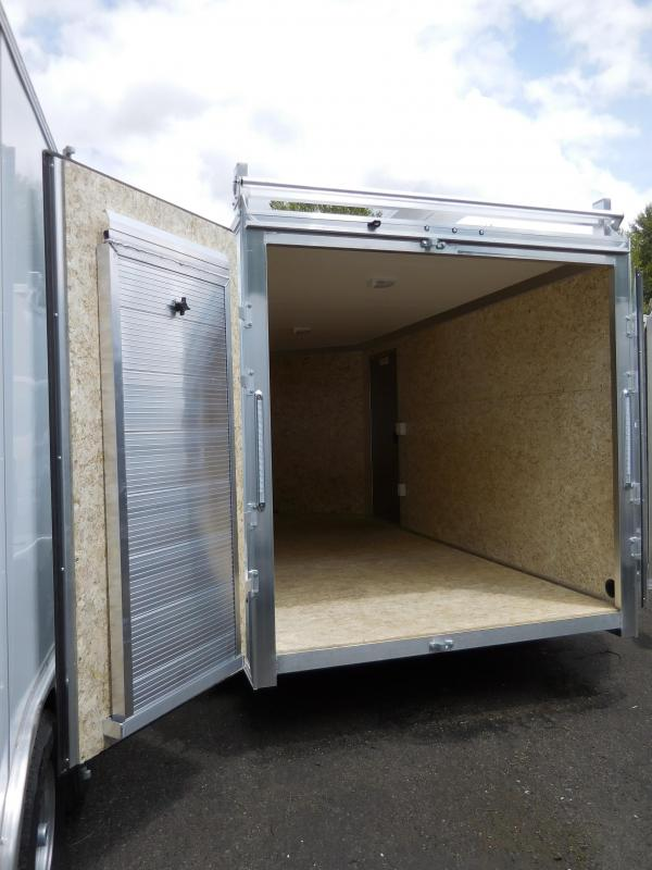 EZ Hauler 7x14 Ultimate Contractor Pkg Enclosed Cargo Trailer