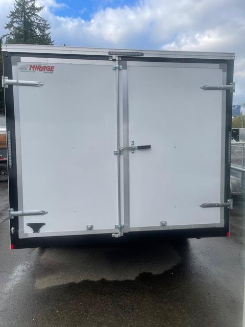 2022 Mirage Trailers 8.5 x 16 Enclosed Cargo Trailer